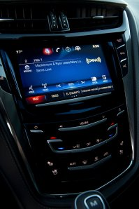 Cadillac CUE: Why have buttons when we can Obama-ize your life?