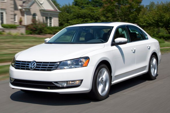 Volkswagen Passat dumbed down for Liberal America