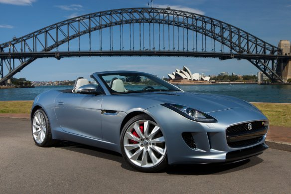 Jaguar F Type: From the Land of Warm Beer, with love